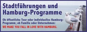 Unser Service für Sie: Stadtführungen & mehr.