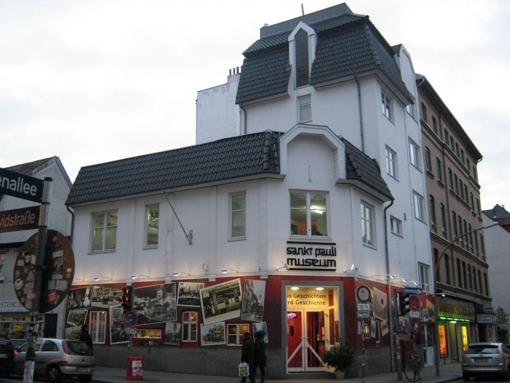 Keine Rettung für das Sankt Pauli Museum...